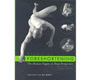 Book Atlas of Foreshortening: The Human Figure in Deep Perspective