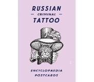Book Russian Criminal Tattoo Encyclopaedia Postcards