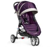 Baby Jogger City Mini 3 matkarattaat Steel/Grey