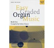 Book Easy Graded Organ Music Book 1