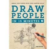 Book Draw People in 15 Minutes: How to Get Started in Figure Drawing