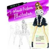 Book 5-Minute Fashion Illustration