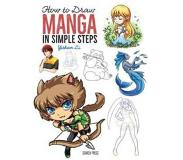 Book How to draw: manga - in simple steps