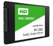 Western Digital Green 120 GB Serial ATA III 2.5""