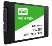 "Western Digital Green SSD-massamuisti 2.5"" 240 GB Serial ATA III"