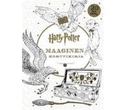 Book Harry Potter : maaginen korttikirja