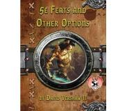 Book 5e Feats and Other Options: Dungeons and Dragons 5e