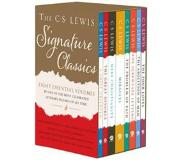 Book The C. S. Lewis Signature Classics (8-Volume Box Set): An Anthology of 8 C. S. Lewis Titles: Mere Christianity, the Screwtape Le