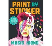 Firebox Paint By Stickers (Music Icons) (22651)