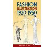 Book Fashion Illustration 1920-1950: Techniques and Examples