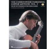 Book The Christopher Parkening Guitar Method - Volume 2: Intermediate to Upper-Intermediate Level Book/Online Audio [With CD (Audio)]