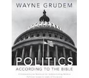 Book Politics - According to the Bible