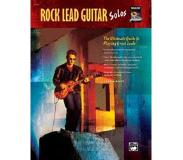 Book Complete Rock Guitar Method: Rock Lead Guitar Solos, Book & CD