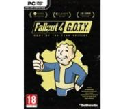 Games Fallout 4 - Game of the Year Edition