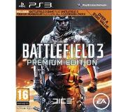 Games Battlefield 3 Premium Edition PS3