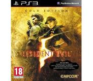 Games Resident Evil 5 Gold Move Edition PS3