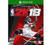 2K Sports NBA 2K18 Legend Edition XONE