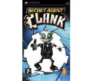 Games Secret Agent Clank PSP