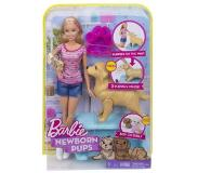 Barbie Barbie SURPRISE PUPPIES PET ASST. FBN17
