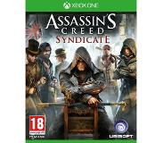 Ubisoft Xbox One peli Assassin's Creed: Syndicate