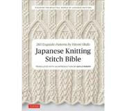 Tuttle Publishing Japanese Knitting Stitch Bible