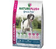Eukanuba NaturePlus+ Grainfree Adult Salmon - 2 x 14 kg