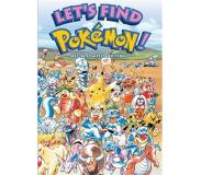 Book Let's Find Pokemon!