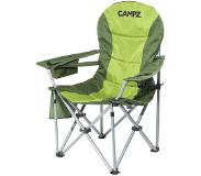 Campz Deluxe Arm Chair, green 2019 Telttatuolit
