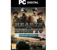 Paradox Hearts of Iron IV (Colonel Edition) PC