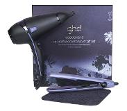 GHD Nocturne Collection Deluxe - Air Hair Dryer, V Gold Styler