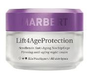 Marbert Hoito Anti-Aging Care Lift4AgeProtection Firming Anti-Aging Night Cream 50 ml