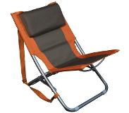 Relags Travelchair Beach, orange/brown 2019 Telttatuolit