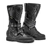Sidi Adventure 2 Gore-Tex Black Motorcycle Boots 47