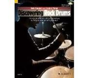 Book Discovering Rock Drums
