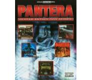 Book Pantera Guitar Anthology