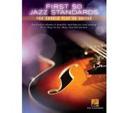 Book First 50 Jazz Standards You Should Play on Guitar
