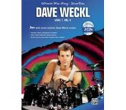 Book Ultimate Play-Along Drum Trax Dave Weckl, Level 1, Vol 2: Jam with Seven Stylistic Dave Weckl Tracks, Book & 2 CDs [With 2 CD's]
