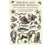 Book 1300 Real and Fanciful Animals