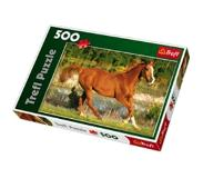 Trefl Palapeli 500 Palaa Beauty of gallop