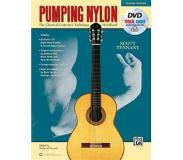 Book Pumping Nylon: The Classical Guitarist's Technique Handbook, Book, DVD & Online Audio & Video