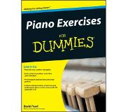 Book Piano Exercises For Dummies