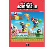 Book New Super Mario Bros. Wii: Simplified Piano Solos