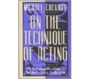 Book On the Technique of Acting