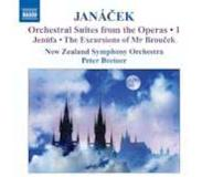 Book Janacek: Orchestral Suites from the operas 01