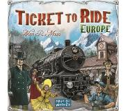 Ticket to Ride Menolippu Eurooppa -peli