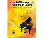 Book Alfred's Self-Teaching Adult Piano Course: The New, Easy and Fun Way to Teach Yourself to Play, Book & CD