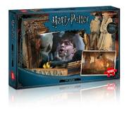 Winning Moves Harry Potter Avada Kedavra 1000 pc Puzzle (DVD)