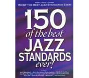 Book 150 Of The Best Jazz Standards Ever