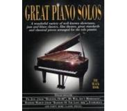 Book Great Piano Solos - The Black Book