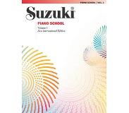 Book Suzuki Piano School, Vol 1